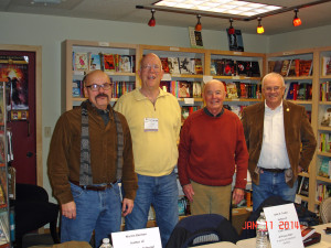 Authors in Sunriver