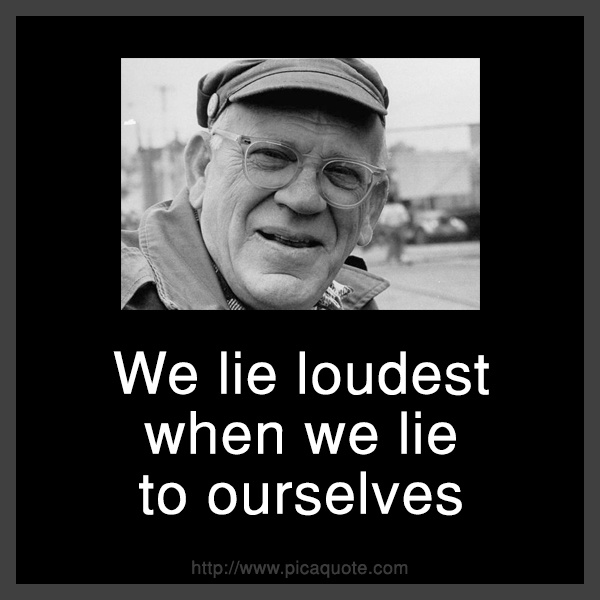 we lie loudest when we lie Swears the loudest omission \documents and settings\owner\my documents\deanna\a--g\ap\07 essay\50 essays\12 ericsson the ways we lie.