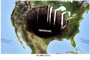ObamaCare Sink Hole
