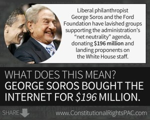 Barry sold out to Soros