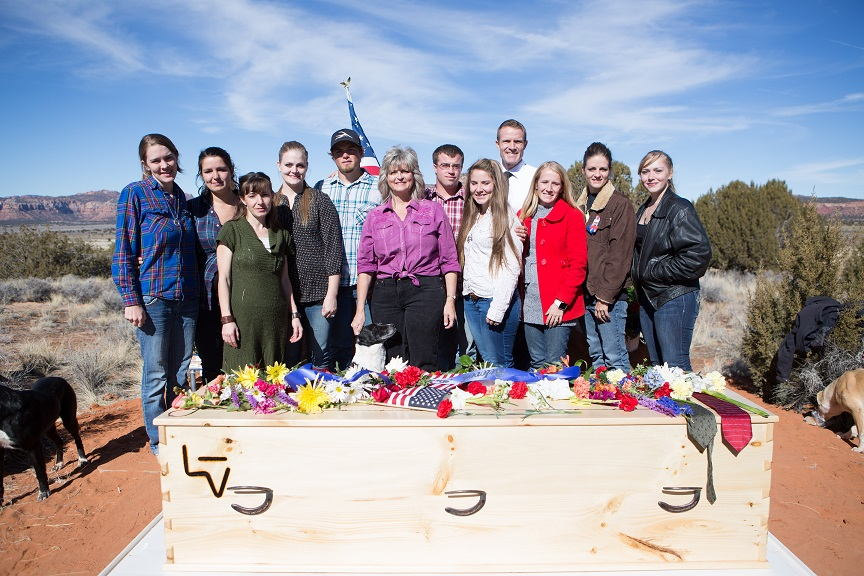 LaVoy Family Memorial