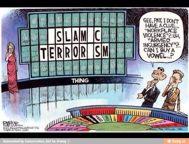 Blind to Islamic Terrorism